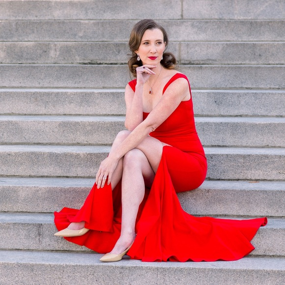 Michael Costello x revolve Analeigh dress | Dresses